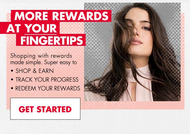 Rewards / Get Started